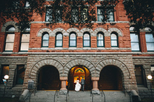 Hollie + Chris | Old Red Museum
